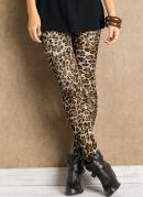 Legging  Estampa de On�a