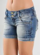 Short  Azul Jeans