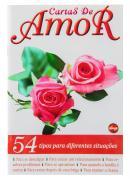 Revista Cartas de Amor  Branco e Vermelho