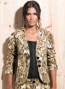 BLAZER ANIMAL PRINT (ON�A)