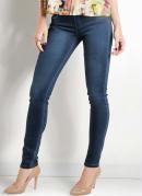 Cal�a Jeans Slim Leg Ana Hickmann