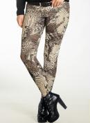Cal�a Legging  Estampa Animal Print