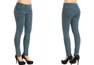 Calça Jeans Escuro Feminina