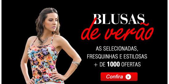 Blusas de Verão | As selecionadas, fresquinhas e estilosas + de 1000 ofertas - Confira